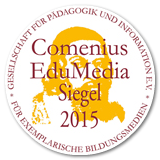 Gewinner des Comenius EduMedia Siegel 2015!