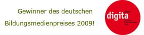 Gewinner des deutschen Bildungsmedienpreises 2009!
