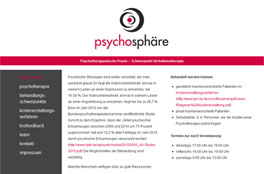 psychosphäre.de | 2014