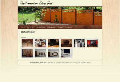 Bildergalerie – Bereich Wohnzimmer