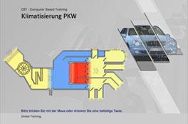 Klimatisierung PKW<br/>Mercedes-Benz