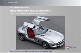 Neue Werkstoffe<br/>Mercedes-Benz