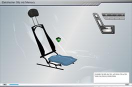 Sitze PKW<br/>Mercedes-Benz