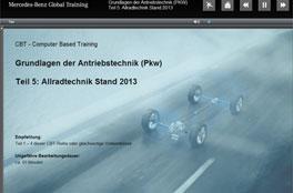 Grundlagen der Antriebstechnik 5<br/>Mercedes-Benz